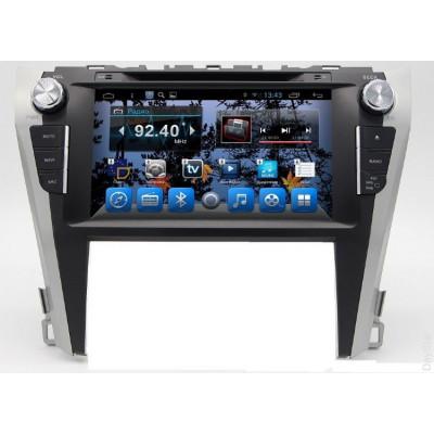 Штатная магнитола Carmedia QR-9005 (4 Ядра, Android 4.4+, GPS-Глонасс, 1024х600) (Наличие СПБ, МСК)