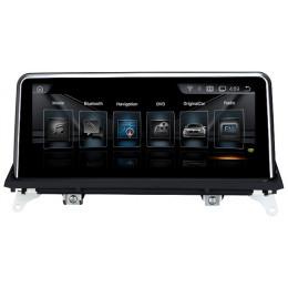 Штатная магнитола Carmedia XN-B1001-Q6 BMW X5 E70 (2006-2010) и X6 E71 (2008-2010) CСC