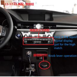 Штатная магнитола Carmedia XN-L1001 Lexus ES (2012-2018)