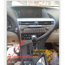 Штатная магнитола Carmedia XN-L1002 Lexus RX 270 (2009-2014)