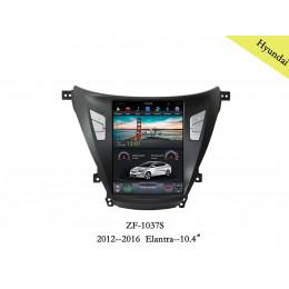 Штатная магнитола Carmedia ZF-1037 Hyundai Elantra (2013+)