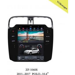 Штатная магнитола Carmedia ZF-1060 Volkswagen Polo