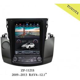 Штатная магнитола Carmedia ZF-1121 Toyota RAV4 (2006-2012)
