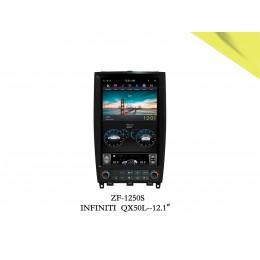 Штатная магнитола Carmedia ZF-1226 Infinity QX50