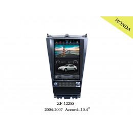 Штатная магнитола Carmedia ZF-1228 Honda Accord (2003-2007)