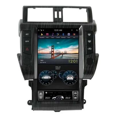 Штатная магнитола Carmedia ZF-1801 TOYOTA Land Cruiser Prado 150 (2013-2016)