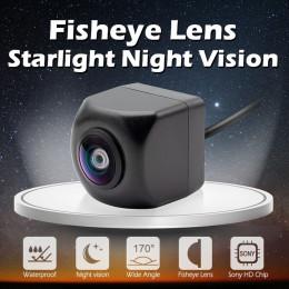 Камера заднего вида Dinaudio Fish Eye HD 1280x720px