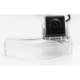 Штатная камера заднего вида Dinaudio MZ-02 для Mazda 3, Mazda 2, Mazda 6 (-02)