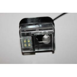 Штатная камера заднего вида Dinaudio MZ-01 для Mazda 6 (02-07), Mazda 6 (07+) hatchback, CX-5, CX7, CX9