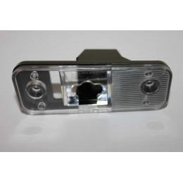 Штатная камера заднего вида Dinaudio HY-03 для Hyundai Santa Fe 09+, Azera
