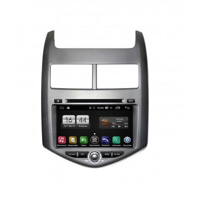 Штатная магнитола FARCAR L107 Chevrolet Aveo (2011+)