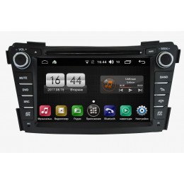 Штатная магнитола WINCA S200+ FARCAR A172 Hyundai I40 (2011+)