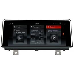 Штатная магнитола FARCAR B3001-NBT BMW 1 E88, F20, F21, F52 (2015+)