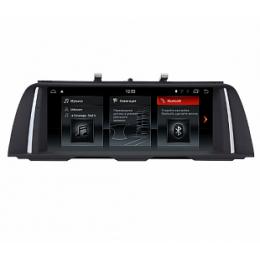Штатная магнитола FARCAR B3004-CIC BMW 5-series F10, F11, F07, F18 (2013-2016)