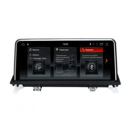 Штатная магнитола FARCAR B3009-CIC BMW X5 E70 (2011-2014)