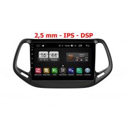 Штатная магнитола WINCA S195 FARCAR LX1008R Jeep Compass (2017+)