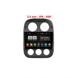 Штатная магнитола WINCA S195 FARCAR LX1078R Jeep Compass (2011-2017)