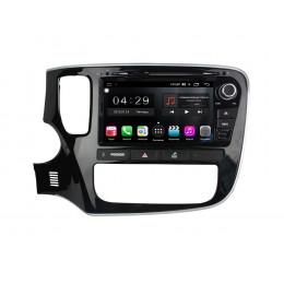 Штатная магнитола WINCA S300-SIM 4G FARCAR RG1006 Mitsubishi Outlander (2012+)