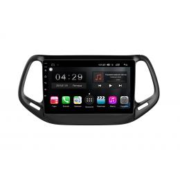 Штатная магнитола WINCA S300-SIM 4G FARCAR RG1008R Jeep Compass (2017+)