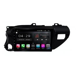 Штатная магнитола WINCA S300-SIM 4G FARCAR RG1077R Toyota Hilux (2015+)