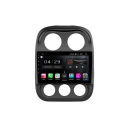 Штатная магнитола WINCA S300-SIM 4G FARCAR RG1078R  Jeep Compass (2011-2017)