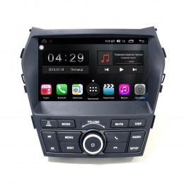 Штатная магнитола WINCA S300-SIM 4G FARCAR RG209H Hyundai Santa Fe (2012+)