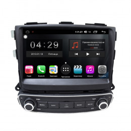 Штатная магнитола WINCA S300-SIM 4G FARCAR RG224H Kia Sorento (2013+)