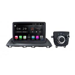Штатная магнитола WINCA S300-SIM 4G FARCAR RG403 Mazda 3 (2013+)