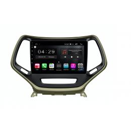 Штатная магнитола WINCA S300-SIM 4G FARCAR RG608R Jeep Grand Cherokee (2017+)
