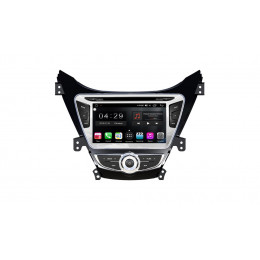 Штатная магнитола WINCA S300 FARCAR RL360 Hyundai Elantra (2011-2013)
