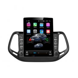 Штатная магнитола WINCA S300-SIM 4G FARCAR RT1008R Jeep Compass (2017+)