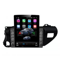 Штатная магнитола WINCA S300-SIM 4G FARCAR RT1077R Toyota Hilux (2015+)