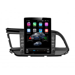 Штатная магнитола WINCA S300-SIM 4G FARCAR RT1159R Hyundai Elantra (2018+)
