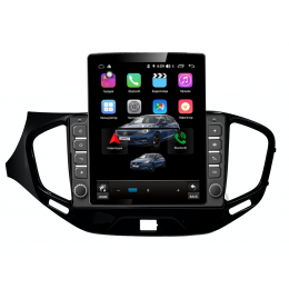 Штатная магнитола WINCA S300-SIM 4G FARCAR RT1205R Lada Vesta (2015+)
