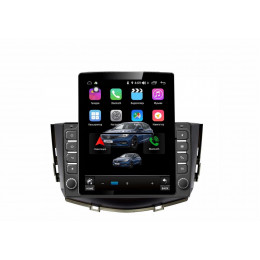 Штатная магнитола WINCA S300-SIM 4G FARCAR RT198R Lifan X60 (2012+)