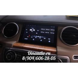 Штатная магнитола PF001Slim Land-Rover Freelander 2, Dicsovery 3 / 4, Defender, Range Rover Sport 2005-2013 Android 7 (Толщина 40мм)
